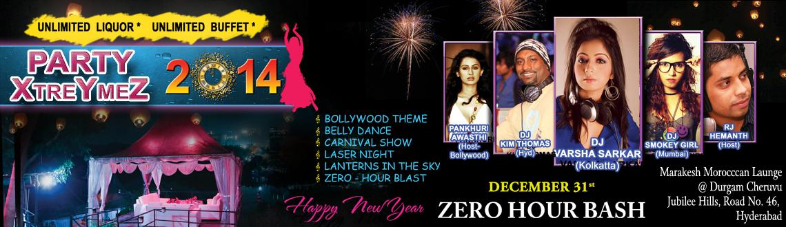 Book Online Tickets for Party Xtreymez 2014, Hyderabad. Concealed and far moved from the hustle and bustle of everyday city life is the beautiful Durgam Cheruvu, which is also known as the secret lake, has managed to retain its charm despite of its proximity to the prime areas in the city. 