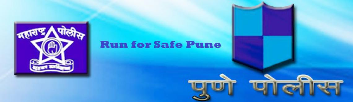 Run for Safe Pune -organized by Pune Police