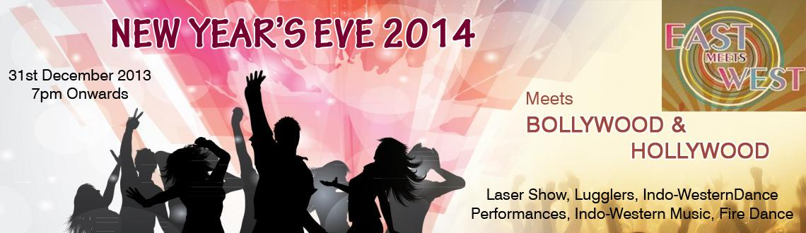East Meets West This NYE The best Party in Pune.