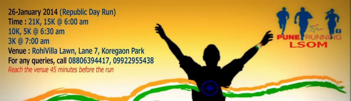 Run for the Republic Koregaon Park LSoM