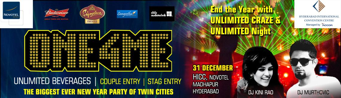 Book Online Tickets for One 4 Me - NYE 2014 at HICC, Hyderabad. This New Year's Eve step away from the conventional style of parties and head to the One 4 Me - NYE 2014 at HICC, which would serve as a one stop entertainment for all the party goers. Organized at HICC, Novotel One 4 Me - NYE 2014 at HICC woul
