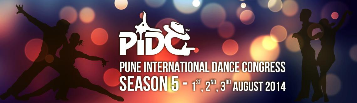 Pune International Dance Congress Season 5