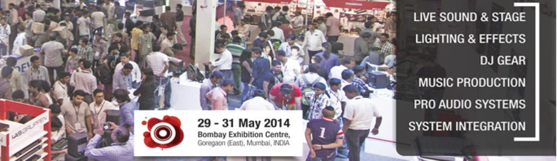 Book Online Tickets for PALM Expo 2014, Mumbai. PALM Expo is India's foremost and undisputed and internationally reputed exposition for the pro audio, lighting, live sound, install sound, musical instruments and AV integration industry. Backed by a legacy of 13 successful years, PALM Expo co