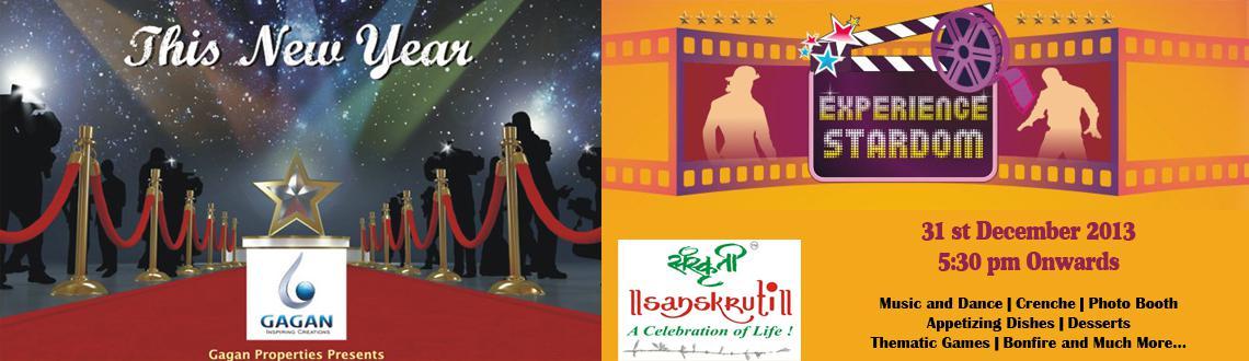 Experience Stardom @ Sanskruti Cultural Center, Hadapsar