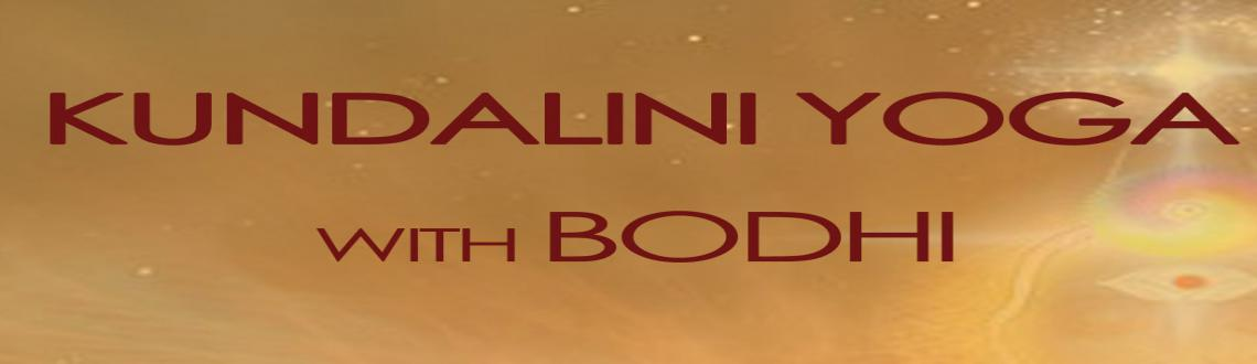Kundalini yoga workshop with Bodhi