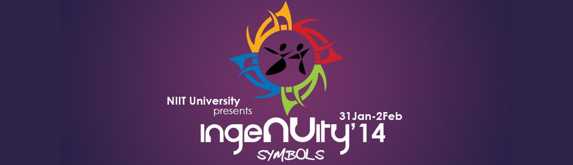 Book Online Tickets for ingeNUity 2014 , Other. 