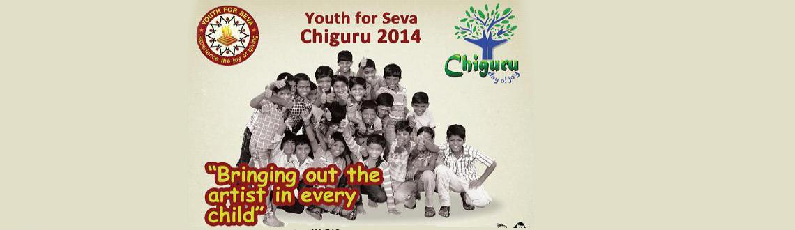 Book Online Tickets for YFS Chiguru 2014 - Sponsor a Smile, Hyderabad. What is Chiguru Imagine4000 students of which some are painting their vision for our nation, some are dancing to a folk song, some are talking about Kalam vigorously and 500 volunteers organising the event with the best coordination possible.