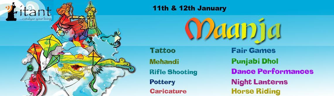 Pune Kite Festival 2014 - Maanja
