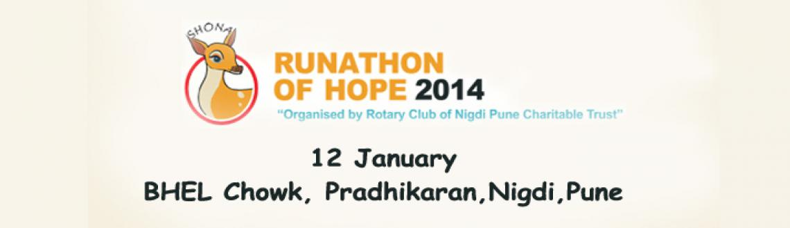 Runathon of Hope 2014