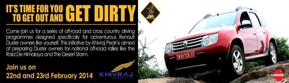 Khivraj Renault DUSTER off-Road Excursions