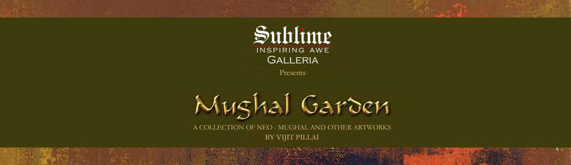 Book Online Tickets for Mughal Garden, Bengaluru. 