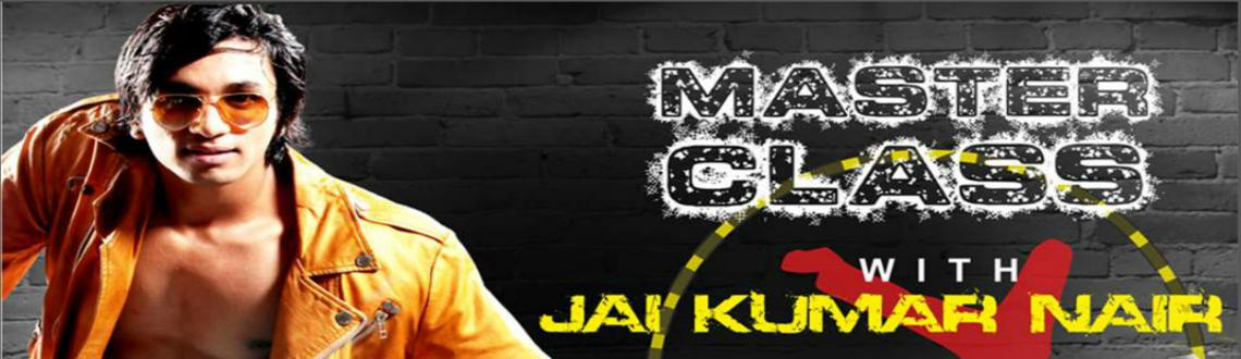 Book Online Tickets for Master Class with JAI KUMAR NAIR, Pune. Master Class with JAI KUMAR NAIR