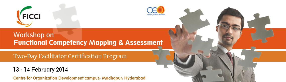 Workshop on Functional Competency Mapping and Assessment