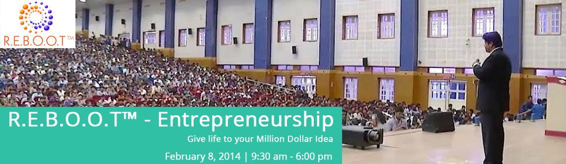 REBOOT-Entrepreneurship 2014