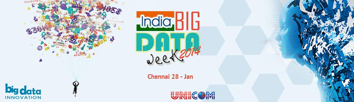 India Big Data Conference 2014 at Chennai