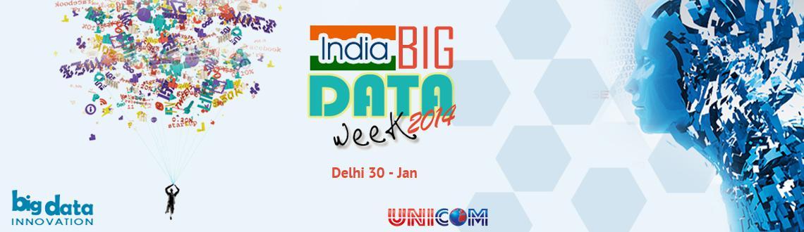 India Big Data Conference 2014 at Delhi