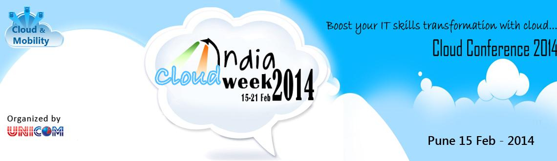 India Cloud Computing Conference 2014 at Pune