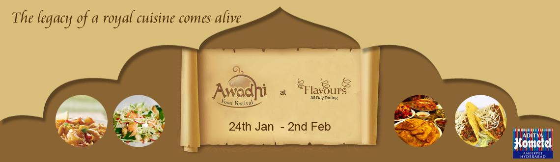 Book Online Tickets for Awadhi Food Festival, Hyderabad. Experience the Mystic of a cuisine steeped deep in aromas and taste of Awadhi Cuisine with live counters