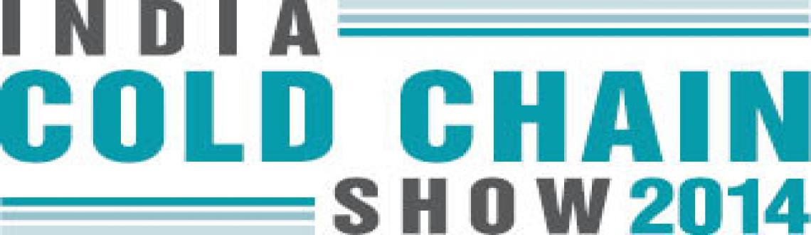 Book Online Tickets for India Cold Chain Show 2014, Mumbai. 5th India Cold Chain Show is a global trade fair and conference for cold logistics, temperature controlling, cold storages, refrigeration, storage & distribution segments. Taking place on 10-11-12 December 2014 at Bombay Exhibition Centre, Mumbai