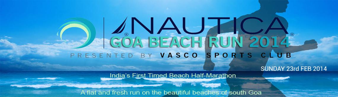 NAUTICA GOA BEACH RUN 2014