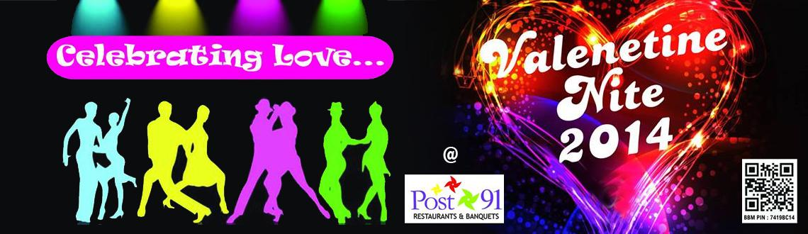 Book Online Tickets for Aavishkar Events along with Post 91 pres, Pune. Aavishkar Events along with Post 91 presents to you the Couples Retreat Valentine\\\'s Nite 2014  If you have loved someone secretly, then Valentine\\\'s Day is the perfect occasion to bare your heart and let that special someone know how spe
