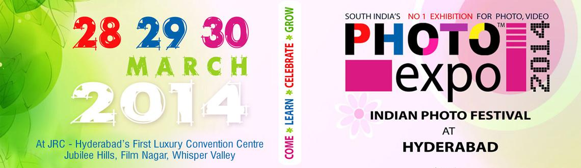 PHOTO EXPO 2014 @ JRC Convention Centre, Hyderabad