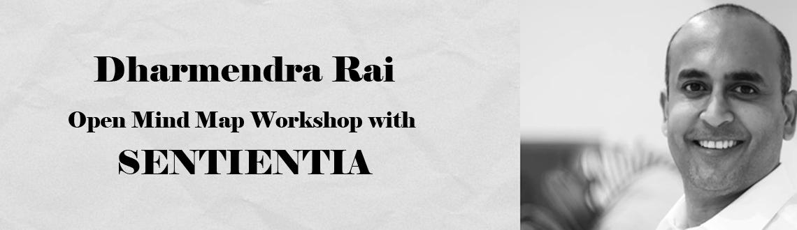 Book Online Tickets for DHARMENDAR RAI Open MindMap Workshop wit, Mumbai. What is a Mind Map ?  A Mind Map is a revolutionary thinking tool that can enhance people\\\'s skills drastically in the many areas like  - Sales - Marketing - HR Management - Compliance - Negotiations - Training - Recruitment - Proje