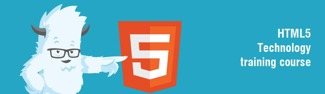 HTML5 Technology training course
