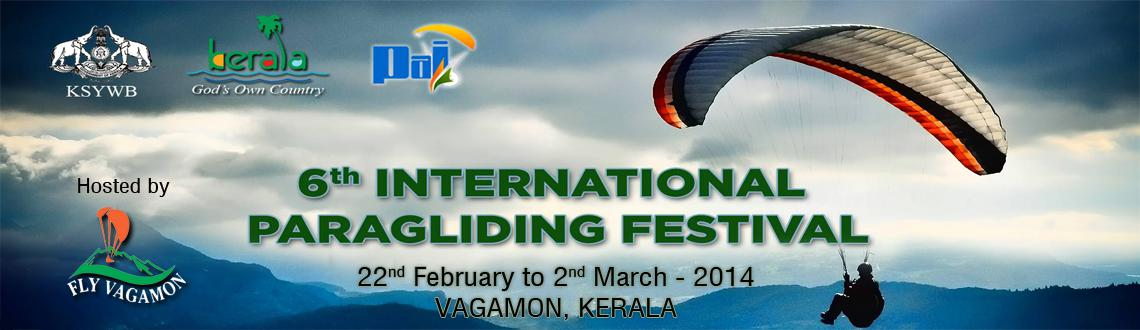 6th International Paragliding Festival