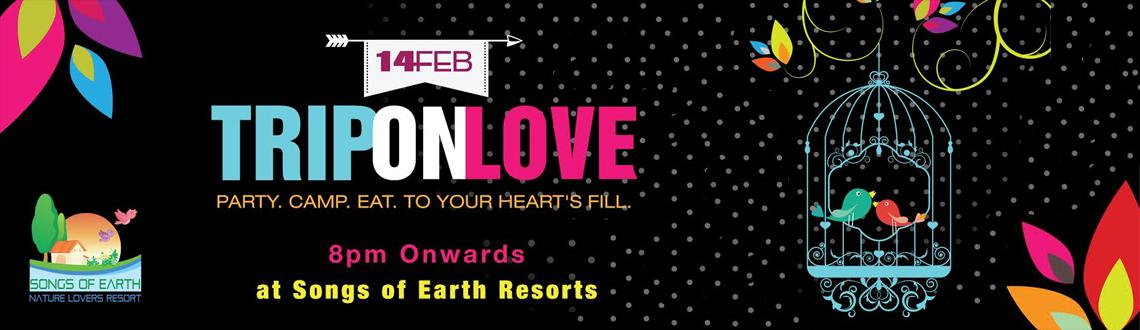 Book Online Tickets for Trip on Love - Valentines Day at Songs o, Hyderabad. Love is in the air, so why not go on a romantic trip of love this year in Hyderabad with your beloved valentine? If you are among those who wish to make this a memorable day in your love life, then think no further and head to the Songs Of Earth Reso