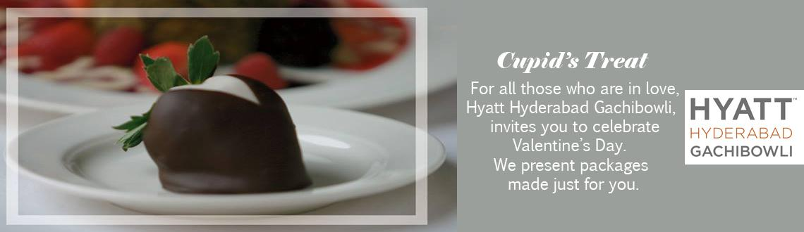 Book Online Tickets for Cupids Treat - Valentines Day Eve at Hya, Hyderabad. Cupid\\'s Treat: