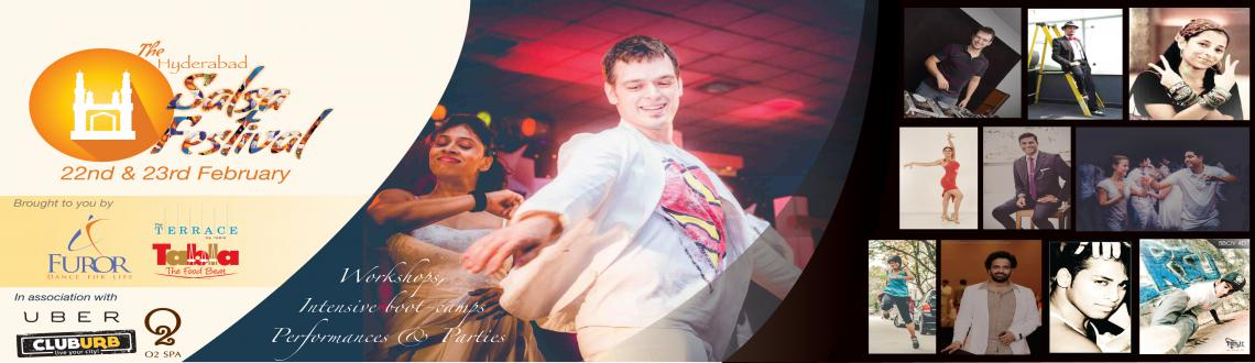 The Hyderabad Salsa Festival 2014