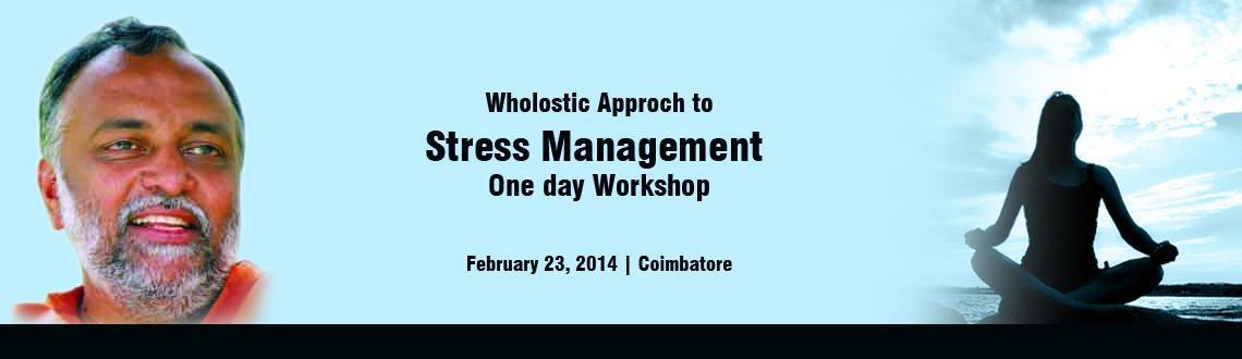 Stress Management session @ Coimbatore