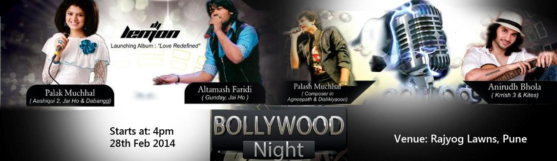 VIT presents Bollywood Night on 28th Feb.
