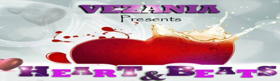 VENAZIA Presents HEART BEATS VALENTINE BASH