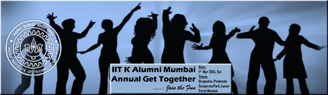 IITK Alumni Mumbai Annual Get Together 2014