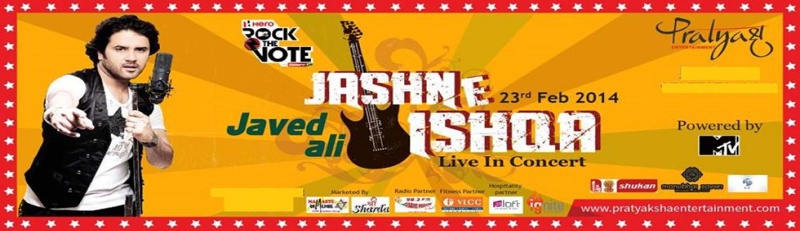 MTV Rock the Vote Jashn-E-Ishq Javed Ali Live in Concert