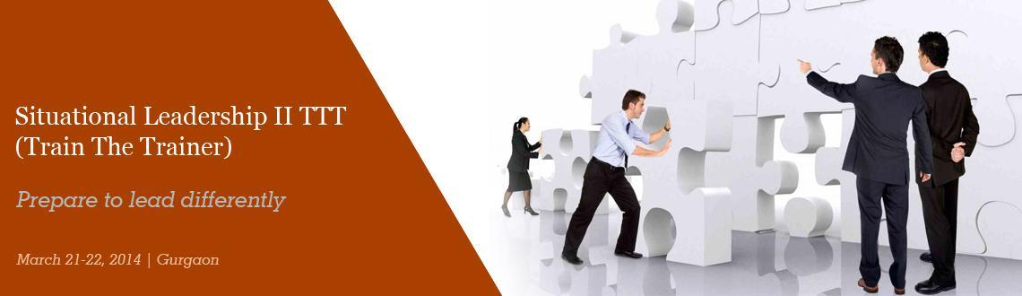 Situational Leadership II TTT (Train The Trainer)