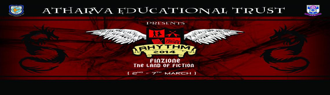 Book Online Tickets for RHYTHM 14, Mumbai. RHYTHM '14  The Atharva Educational Trust is a registered society, which was established in 1998 under the dynamic leadership of Shri Sunil Rane.  Among all the other festivals, Rhythm (cultural festival) is our bigg