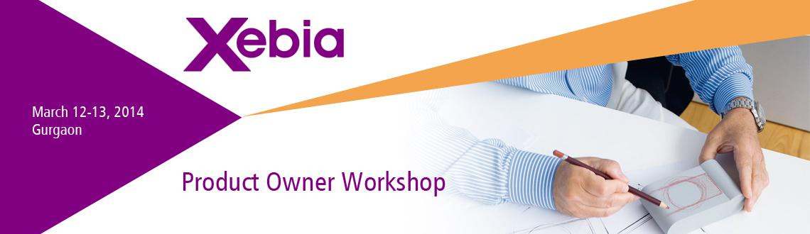 Product Owner Workshop