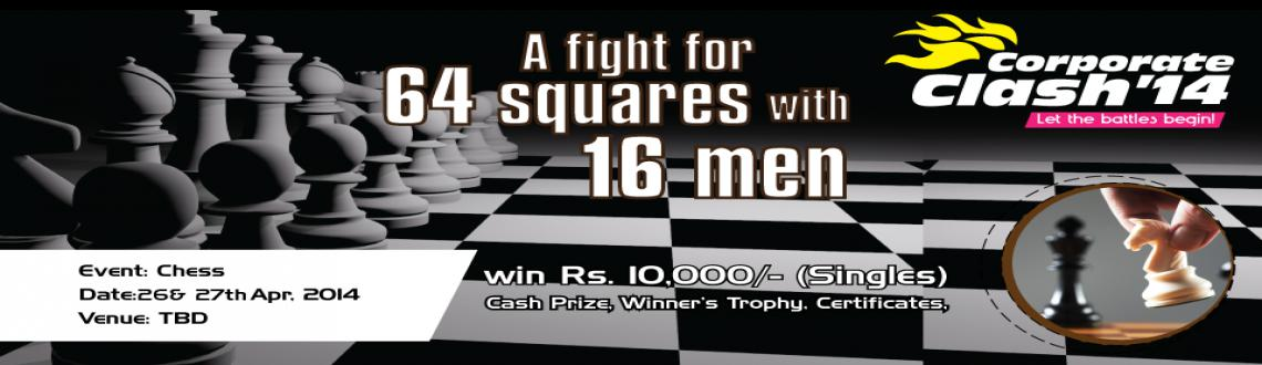 Corporate Clash 2014 - Chess
