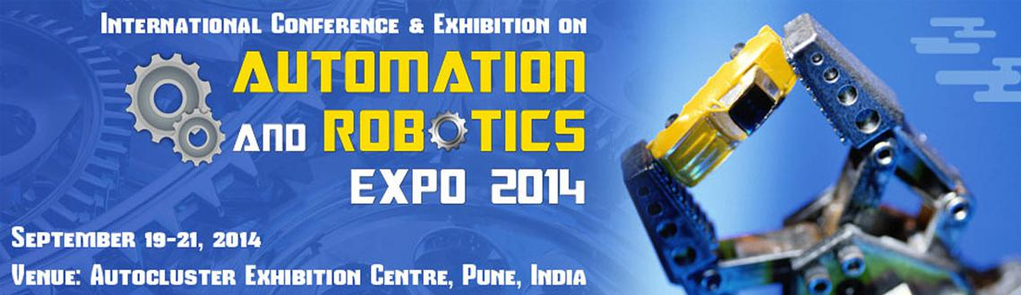 Automation  Robotics EXPO 2014