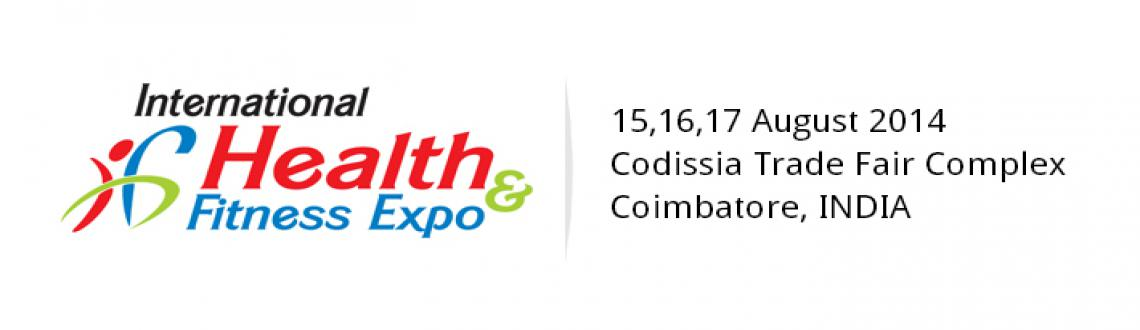 Book Online Tickets for International Health Fitness Expo 2014, Coimbatore. Health & Fitness Expo 2014 is fully focused on the Health & Fitness Industry. The aim of this exposition is to work as a comprehensive resource for the industry, its members, prospective business visitors and customers by providing fully info