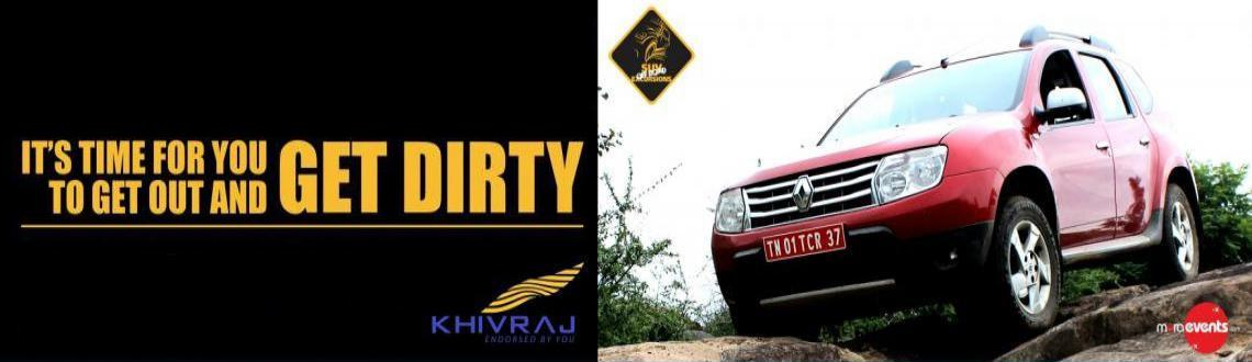 Khivraj Renault DUSTER Off-Road Excursions December