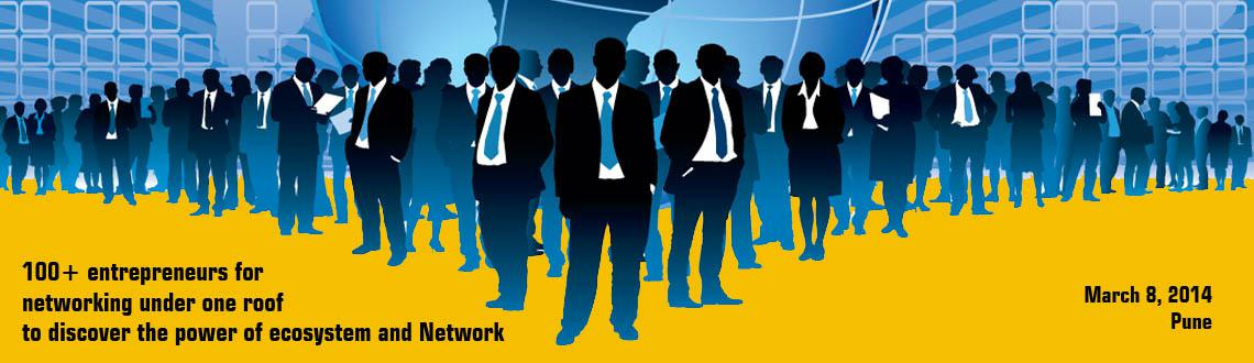 Book Online Tickets for 100+ entrepreneurs for networking under , Pune.  \\\