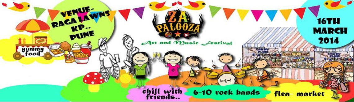Book Online Tickets for Za Palooza, Pune. Kingfisher Premium presents \\\