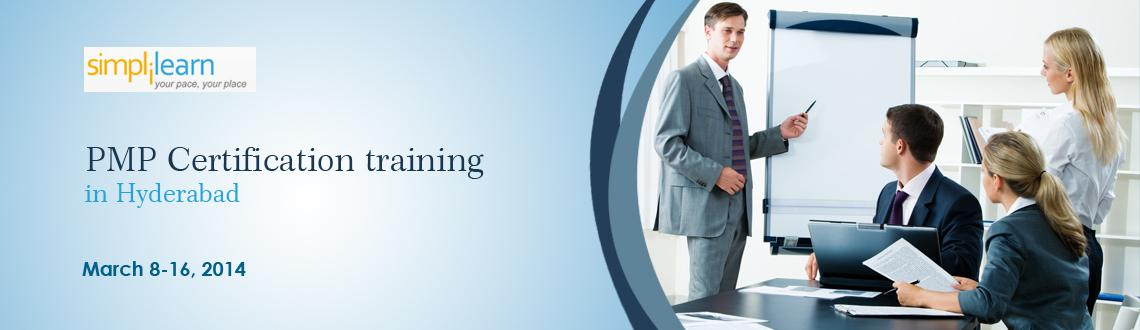PMP Certification training in Hyderabad