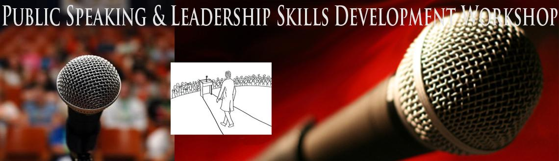 1-Day Experiential Workshop on Public Speaking and Leadership Skills Development at Madhapur