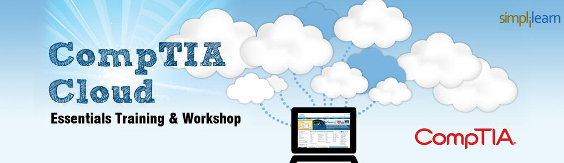 CompTIA Cloud Essentials Certification  Training in Hderabad