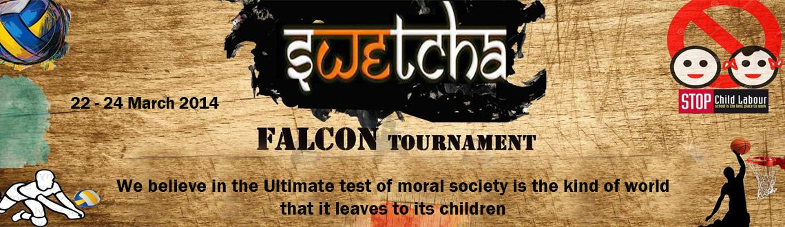 Swetcha Falcon Tournament 2014